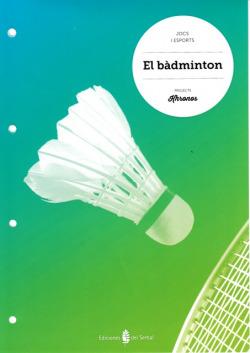 Badminton.Quadern Educació Física ESO Khronos