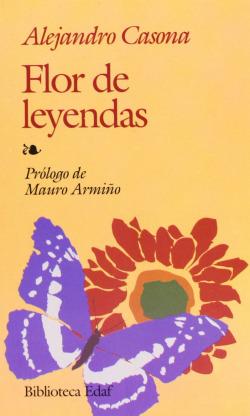 Flor de leyendas ; La flauta del sapo