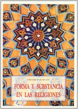 FORMA Y SUSTANCIA EN RELIGIONES