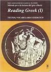 Reading Greek : textos, vocabulari i exercicis I