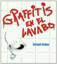 Graffitis en el lavabo