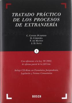 Tratado práctico de los procesos de extranjería