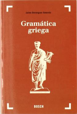 GRAMATICA GRIEGA.(HISTORIA LITERATURA)