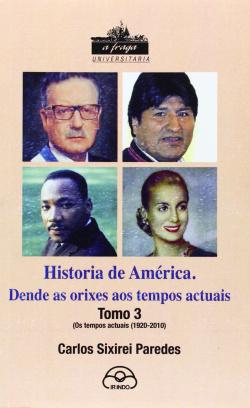 Historia de america: dende as orixes ata tempos actuais