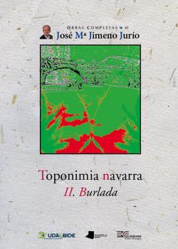 TOPONIMIA NAVARRA II BURLADA