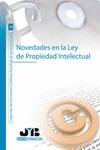 Novedades en la Ley de Propiedad Intelectual.