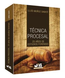 Tecnica procesal