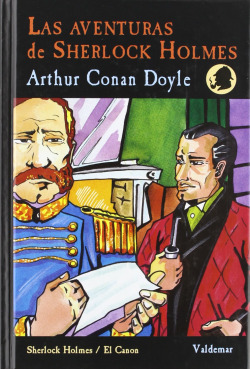Las aventuras Sherlock Holmes
