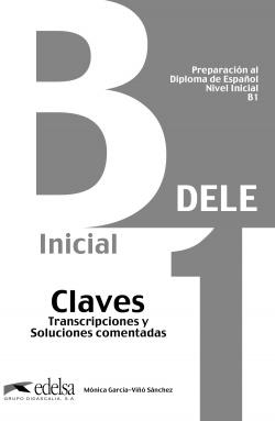 preparacion d.e.l.e (b1)./(diploma de español).claves