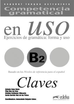 EN USO B2.(CLAVES) COMPETENCIA GRAMATICAL