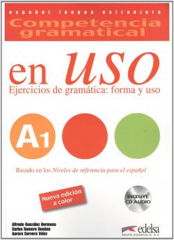 (11).EN USO A1.(LIBRO+CD) COMPETENCIA GRAMATICAL EJERCICIOS