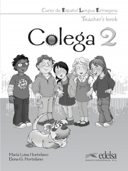 Colega 2 - teacher's book