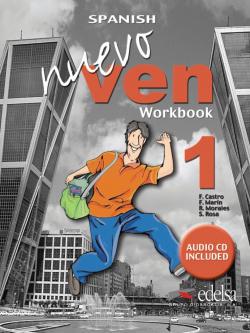 Nuevo ven 1 - workbook + CD audio