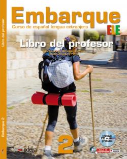 EMBARQUE 2.(PROFESOR+CD) (ELE) CURSO ESPAÑOL LENGUA EXT.