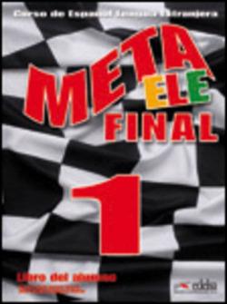 META FINAL 1 (LIBRO).(ELE) ESPAÑOL LEGUA EXTRANJERA