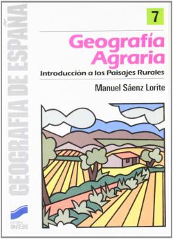 GEOGRAFIA AGRARIA