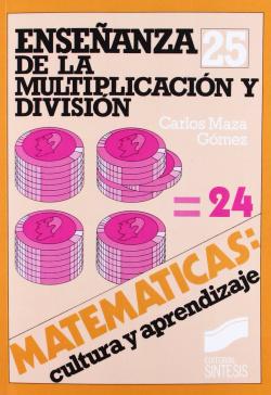 Enseñanza de la multiplicación y la división
