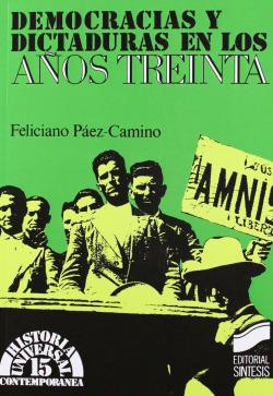 DEMOCRACIA Y DICTADURAS AÑOS 30