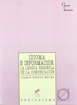 IDIOMA E INFORMACION -