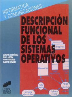 Descripción funcional de los sistemas operativos