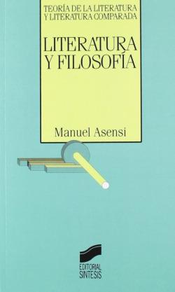 LITERATURA Y FILOSOFIA.