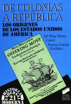 DE COLONIAS A REPUBLICA