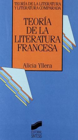 TEORIA DE LA LITERATURA FRANCESA