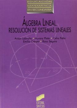ALGEBRA LINEAL(COL. MATEMATICAS)