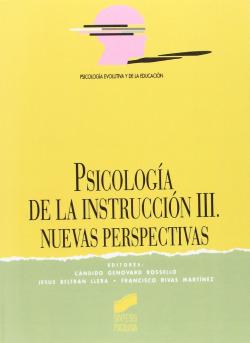 PSICOLOGIA DE LA INSTRUCCION VOL. III -