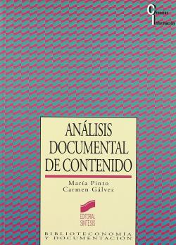 ANALISIS DOCUMENTAL DE CONTENIDO -