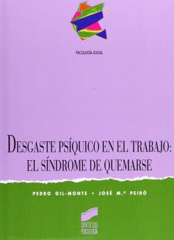 DESGASTE PSIQUICO EN EL TRABAJO -