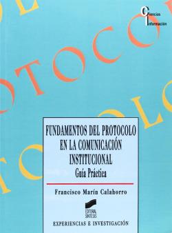FUNDAMENTOS DEL PROTOCOLO COMUNIC. INSTITUC.