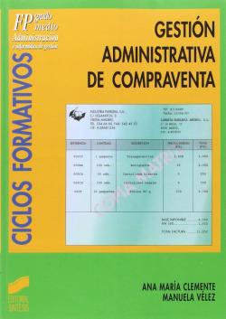 GESTION ADMINISTRACION DE COMPRAVENTA -