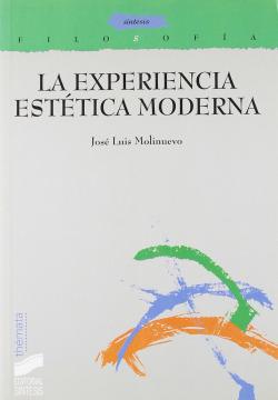 EXPERIENCIA ESTETICA MODERNA, LA
