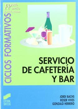 SERVICIO DE CAFETERIA Y BAR -