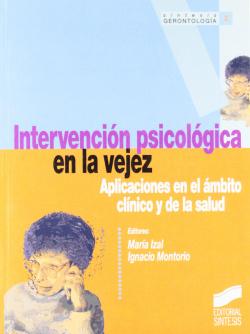INTERVENCION PSICOLOGICA EN LA VEJEZ -