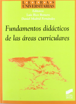 FUNDAMENTOS DIDACTICOS AREAS CURRICUL.-