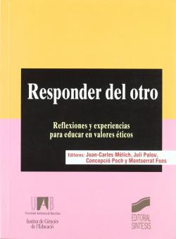 RESPONDER DEL OTRO