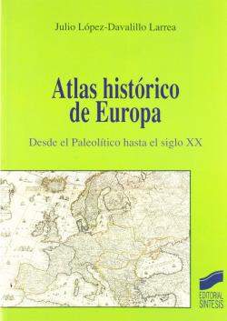 ATLAS HISTORICO DE EUROPA -