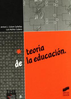 TEORIA DE LA EDUCACION.