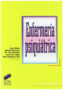 ENFERMERIA PSIQUIATRICA -