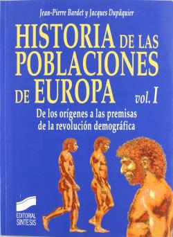 Hª POBLACIONES EUROPA VOL. I -