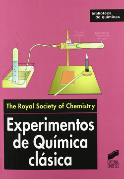 EXPERIMENTOS DE QUIMICA CLASICA -