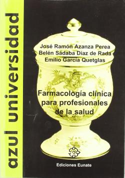 Farmacología clínica para profesionales de la salud