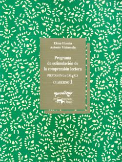 Cuaderno programa estimulacion comprension lectora