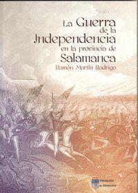 Guerra independencia provincia salamanca
