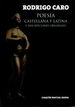 Poes�a castellana y latina e inscripciones originales