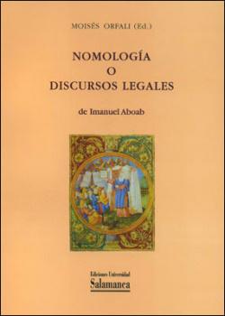 Nomología o discursos legales de inmanuel aboad