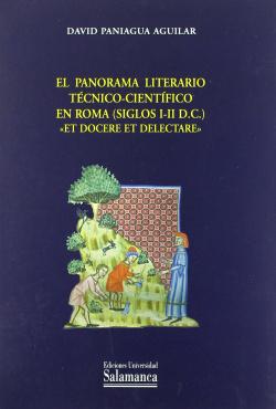 Panorama literario técnico-científico en roma.