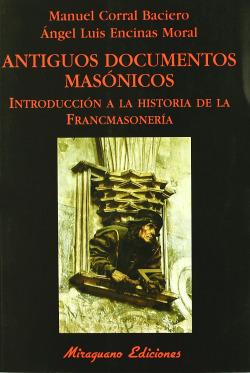 Antiguos documentos masónicos